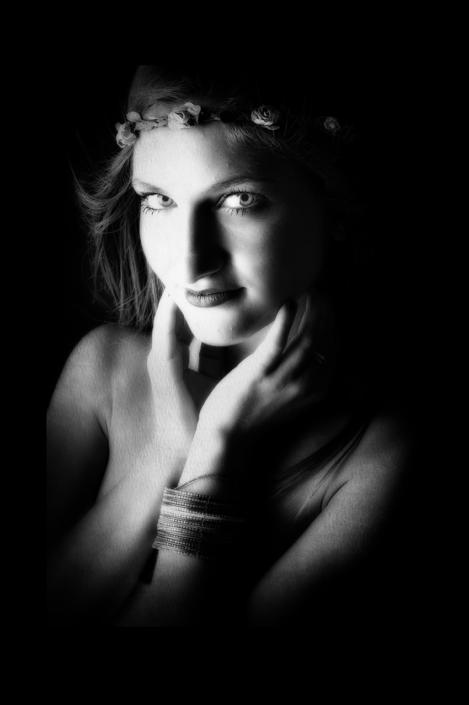 servizio fotografico ragazza Salerno