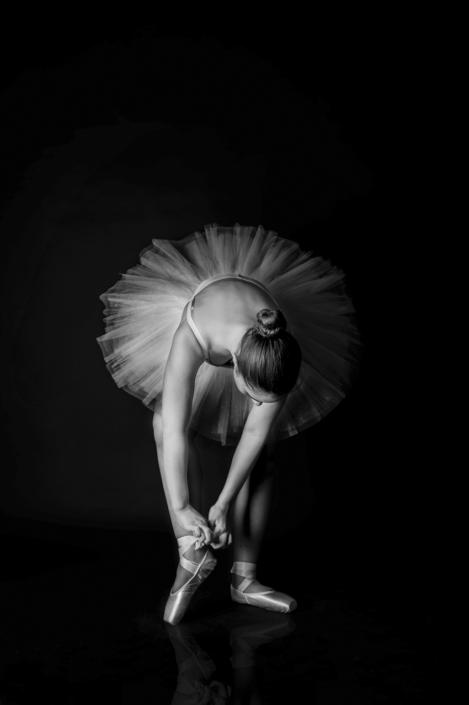 servizio fotografico ballerina Salerno