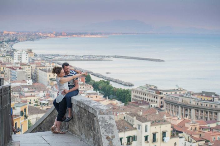 foto matrimonio Golfo di Salerno