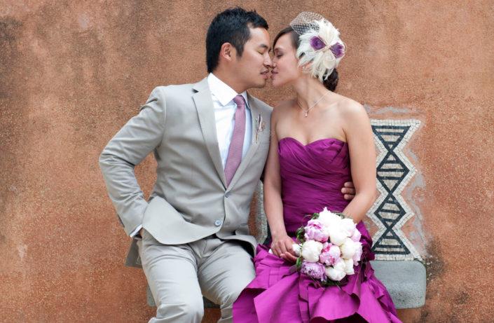 il bacio foto Angelo Oliva Positano