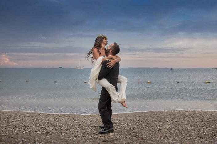 matrimonio mare salerno