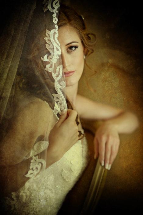 ritratto sposa foto Angelo Oliva