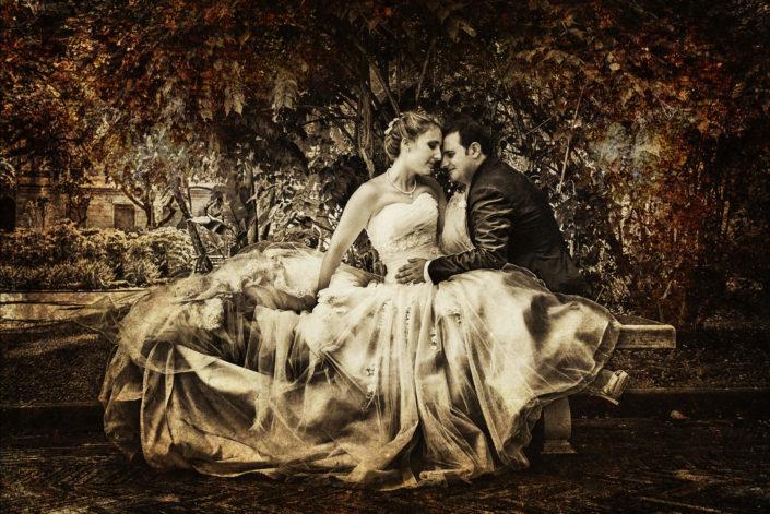 romantica foto sposi Angelo Oliva