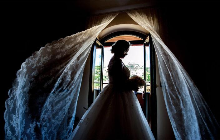silutte sposa Avellino