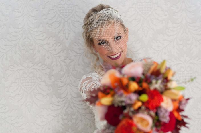 sposi fiori